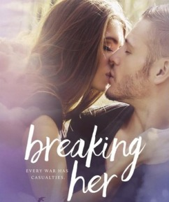breaking her
