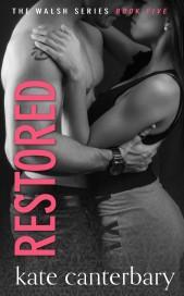 RESTORED eBook Cover