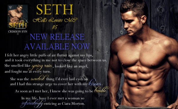 Seth New Release