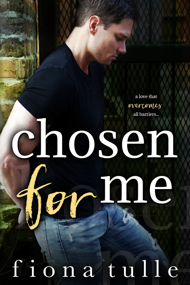 Chosen For Me Fiona Tulle E-Cover