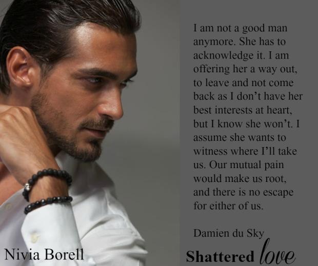 Shattered love teaser 4